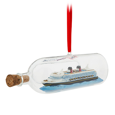 Your WDW Store Disney Christmas Ornament Disney Cruise Line - Alex and ani cruise ship