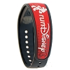 Disney Magicband Bracelet - runDisney Official Logo - Limited Release - Red