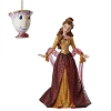 Disney Figurine - Showcase Collection Christmas Belle & Chip Ornament