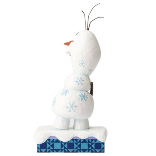 Disney Traditions By Jim Shore Big Fig Olaf