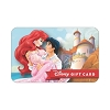 Disney Collectible Gift Card - Royal Love - Ariel & Eric