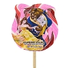 Disney Candy Co. - Belle and Beast Raspberry Lollipop - 4 oz