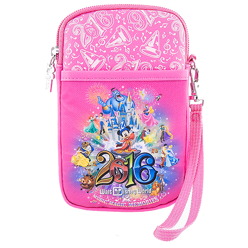 Disney Smartphone Case - Walt Disney World 2016 Logo