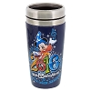 Disney Travel Mug - 2016 Ceramic Mickey Mouse and Friends Tumbler