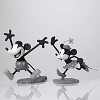 Disney Archives Collection - Get a Horse Mickey and Minnie Maquettes