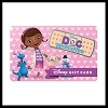 Disney Collectible Gift Card - Doc McStuffins - Doc Is In