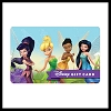 Disney Collectible Gift Card - Fairy Pals