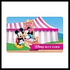 Disney Collectible Gift Card - Mickey & Minnie Kissing Booth