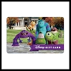 Disney Collectible Gift Card - MU - College Adventures