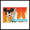 Disney Collectible Gift Card - Star Wars 2015 - Jedi Mickey