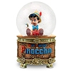 Disney Snow Globe - Pinocchio - Musical 'When You Wish Upon a Star'