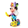 Disney by Britto Figure - Minnie Soccer