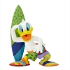 Disney by Britto Figure - Surfer Donald