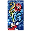Disney Beach Towel - 2016 Walt Disney World Resort