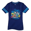 Disney LADIES Shirt - 2016 Mickey and Friends - Sports Tee
