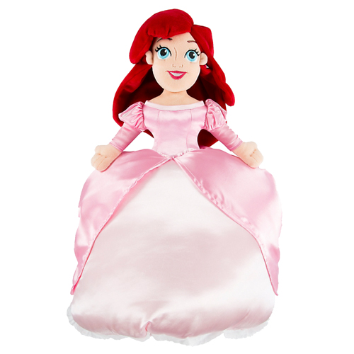 Disney Pillow Pet - Princess Ariel Plush Pillow