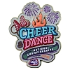 Disney Dance Pin - Cheer and Dance National Championships - 2015