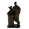 Disney Series 14 Mini Figure - Storytellers Statue
