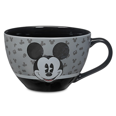 disney coffee cup mug mickey cappuccino. Black Bedroom Furniture Sets. Home Design Ideas