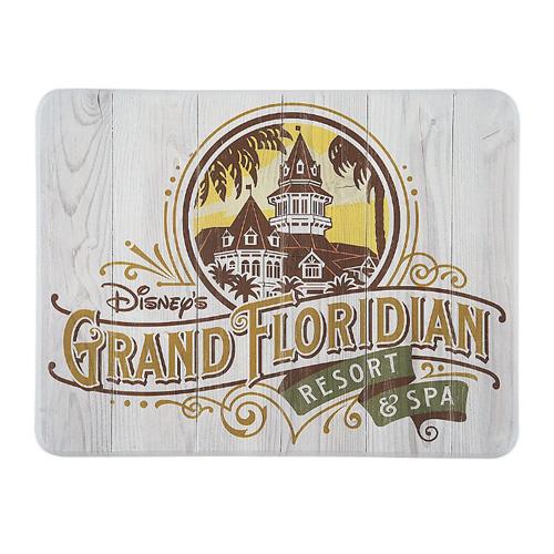 Disney Wall Sign Grand Floridian Logo