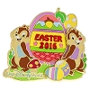 Disney Easter Pin - 2016 Happy Easter Chip and Dale