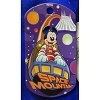 Disney Engraved ID Tag - Astronaut Mickey