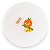 Disney Dessert Plate - The Orange Bird - Nice