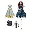 Disney Figurine Set - Merida Fashion Play Set