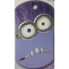 Universal Engraved ID Tag - Despicable Me - Purple Minion