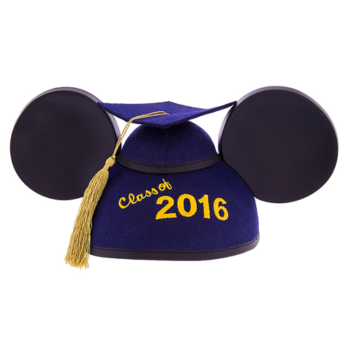 Your Wdw Store Disney Hat Mickey Mouse Ears Grad