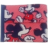 Disney Harveys Wallet - Mickey Mouse Red White & Black