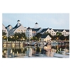 Disney Postcard - Disney's Yacht Club Resort