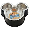 Disney Tails Pet Accessory - Mickey Icon Dog Bowl