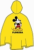 Disney Rain Poncho - ADULT - Mickey - Florida