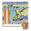 Disney Monsters Inc Pin - 2016 Spring Break Mike and Sulley
