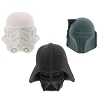 Disney Erasers Pack - Star Wars Dark Side Characters