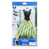 Disney Doll Costume Set - Frozen - Anna