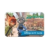 Disney Collectible Gift Card - Zootopia - Judy Hopps and Nick Wilde