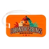 Disney Luggage Tag - Coronado Springs Resort