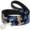 Disney Designer Pet Leash - Jasmine and Aladdin