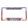 Disney License Plate Frame - EPCOT Americana Mickey