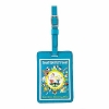 Disney Luggage Tag - Small World by Dave Perillo