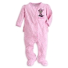 Disney Baby Sleeper - Minnie Mouse Coverall - WDW
