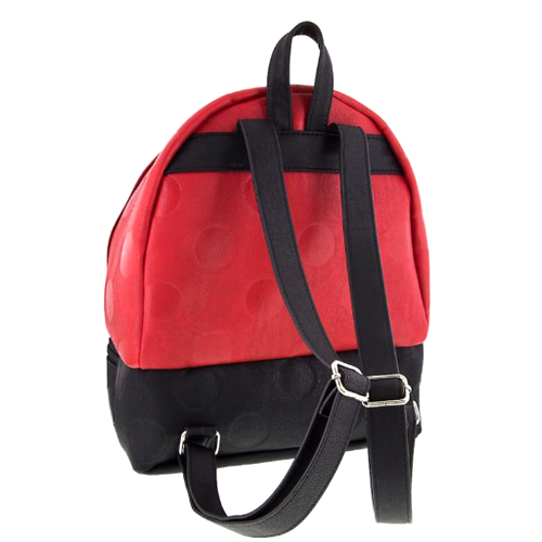 b3eaa4a3303 Disney Backpack Bag - Minnie Mania - Red with Bow Shoes Glove