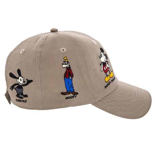 Disney Baseball Cap Hat - Mickey and Friends - Adult a099aa756f0f