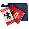 Disney TAG Travel Bags - Set of 3 Cosmetic Bags