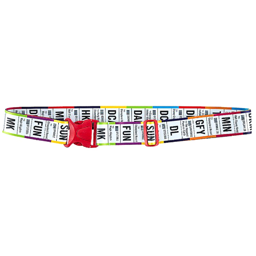 Disney Luggage Strap - Travel and Gear Disney Parks