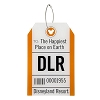 Disney Luggage Tag - Travel and Gear - Disneyland