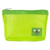 Disney Mesh Cosmetic Bag - Travel and Gear - Green with Mickey Icon