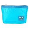 Disney Mesh Cosmetic Bag - Travel and Gear - Blue with Mickey Icon